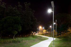 commercial public lighting solution