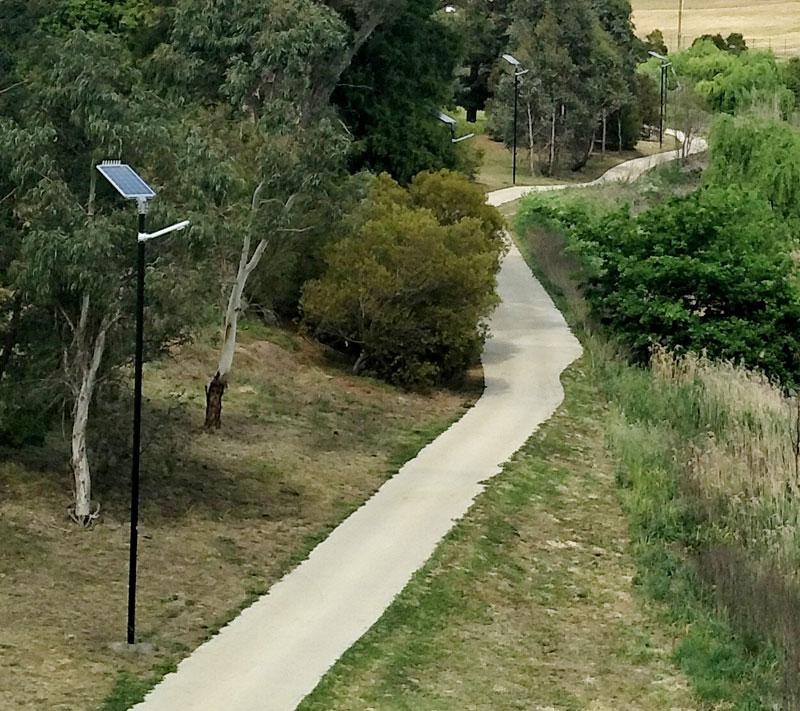 smart public lighting solution