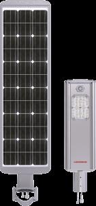 AE2 solar street light