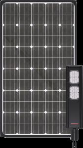 AE6 solar street light